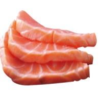 Sashimi saumon mi-cuit