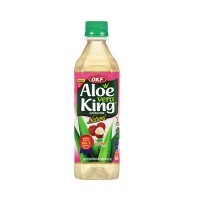 Aloe Vera King Litchi 50 cl