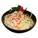 Salade de choux crevette