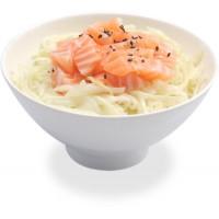 Salade de choux thon