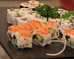 Livraison sushi pontault